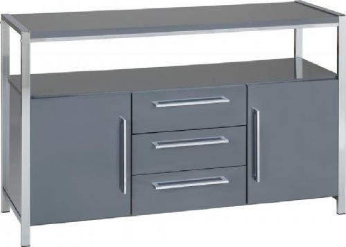 Charisma 2 Door 3 Door Drawer Sideboard